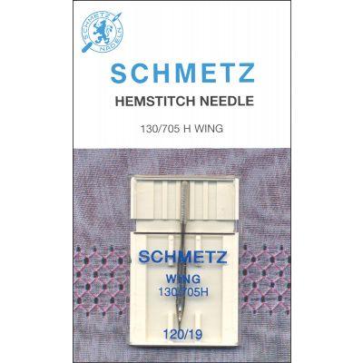 Schmetz Hemstitch Machine Needle Size 19/120 1/Pkg - 1787