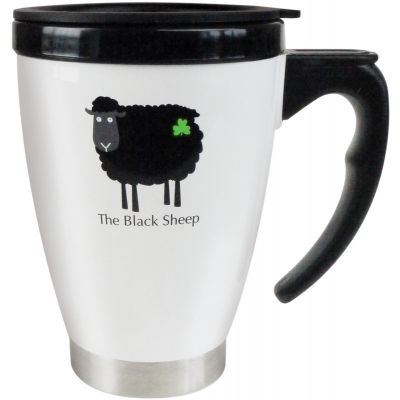 Dublin Gift The Black Sheep Travel Mug 10Oz  - 3459