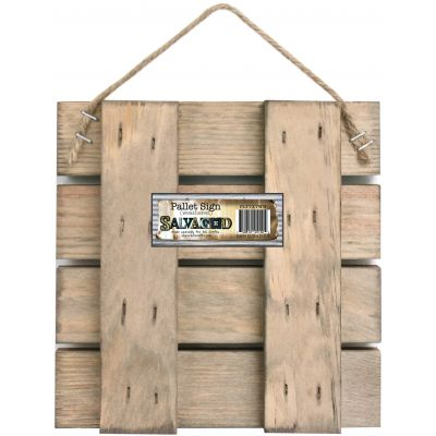 Pallet Sign Blank 7