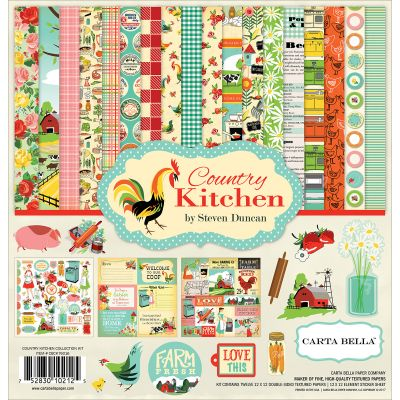 Carta Bella Collection Kit 12
