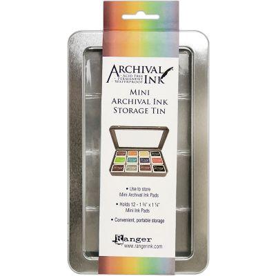 Ranger Mini Archival Storage Tin  - IMA58434