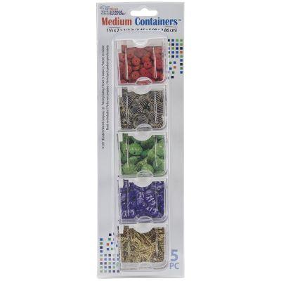 Elizabeth Ward'S Medium Containers 1.75
