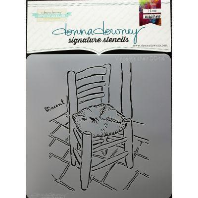 Donna Downey Signature Stencils 8.5