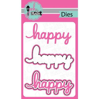 Pink & Main Dies Happy - PNM107