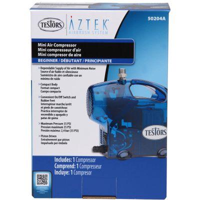 Aztek Mini Blue Air Compressor  - 50204A