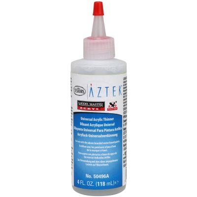 Aztek Universal Acrylic Thinner 4Oz - 50496A