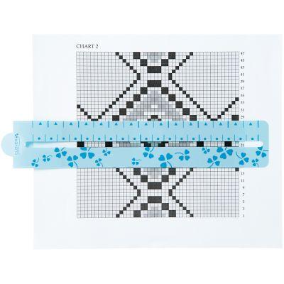 Clover Pattern Chart Marker Set  - 3164