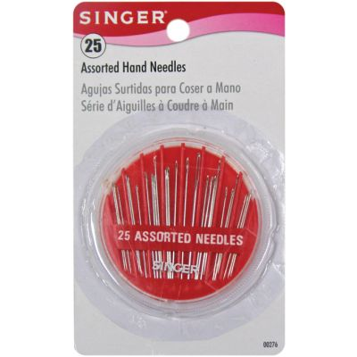 Singer Hand Needle Compact Assorted 25/Pkg - 276
