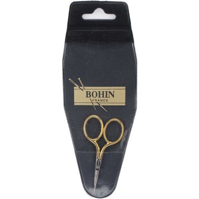 Bohin Embroidery Scissors 2.875