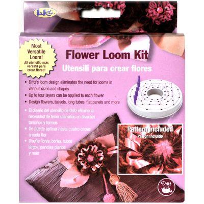 Loran Flower Loom Kit  - FL-1