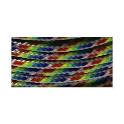 Parachute Cord 1.9Mmx100' Rainbow - PARA95-10095