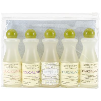 Eucalan Fine Fabric Wash 3.3Oz Gift Pack  - 44328