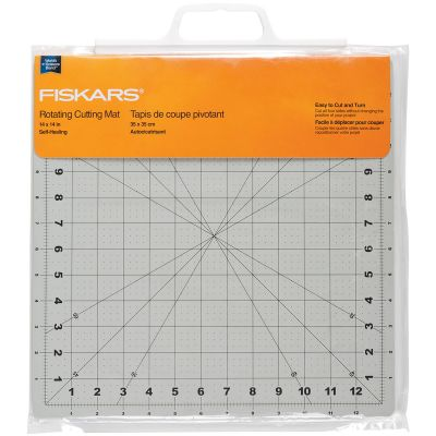 Fiskars Self Healing Rotating Cutting Mat 14