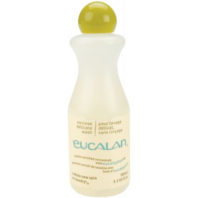 Eucalan Fine Fabric Wash 3.3Oz Eucalyptus - 10038