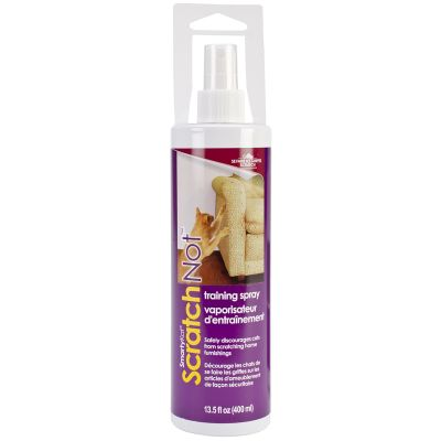 Smartykat Scratchnot Deterrent Training Spray 13.5 Ounces  - 9896