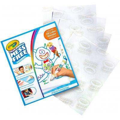 Crayola Color Wonder Refill Paper 10