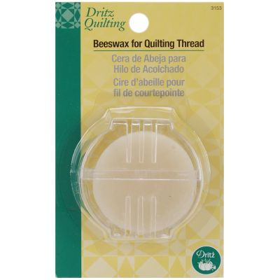 Dritz Quilting Beeswax W/Holder  - 3153