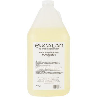 Eucalan Fine Fabric Wash 1Gal Eucalyptus - 45438