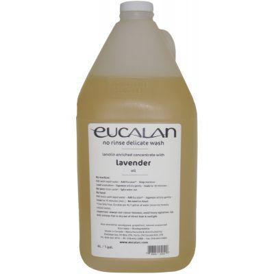 Eucalan Fine Fabric Wash 1Gal Lavender - 45452
