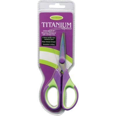 Sullivans Titanium Sewing Scissors 5.5