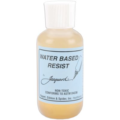 Jacquard Water Based Resist 2.25Oz Clear - JAC1880