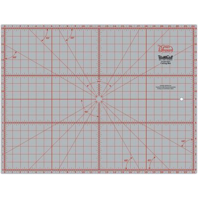 Truecut Double Sided Rotary Cutting Mat 18