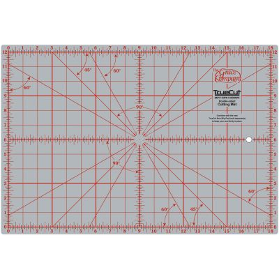 Truecut Double Sided Rotary Cutting Mat 12