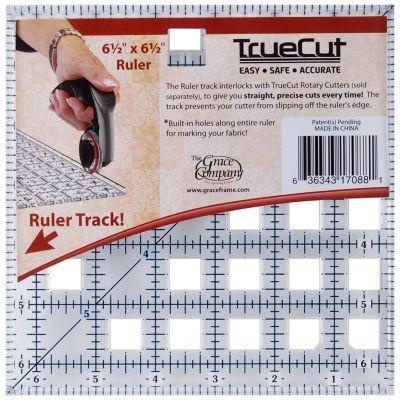 Truecut Ruler 6 1/2
