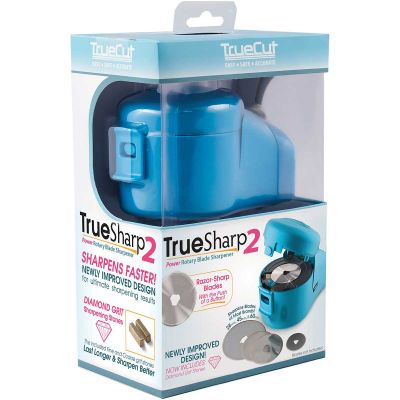 Truesharp Power Rotary Blade Sharpener  - TRUESHAR