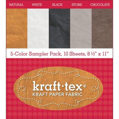 Kraft Tex Sampler Pack 8.5
