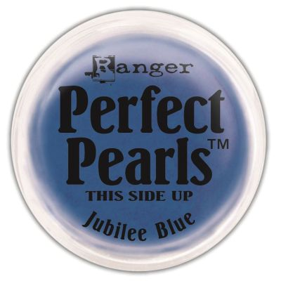 Ranger Perfect Pearls Pigment Powder .25Oz Jubilee Blue - PPP-36821
