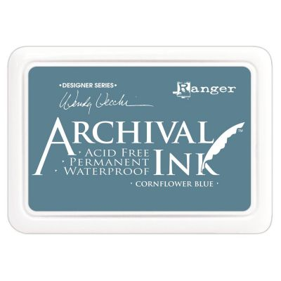 Wendy Vecchi Archival Ink Pad Cornflower Blue - AID-38955