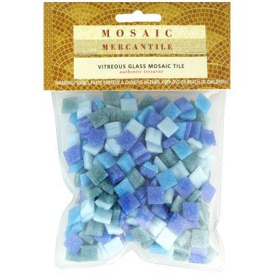 Vitreous Glass Mosaic Tiles .5Lb Seascape - SSMINI