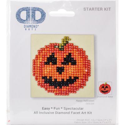 Diamond Dotz Diamond Embroidery Facet Art Kit 4.75