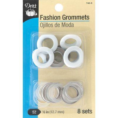Dritz Fashion Grommets 1/2