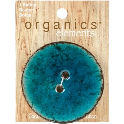 Blumenthal Organic Elements Coconut Buttons 2 1/2