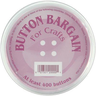 Blumenthal Button Bargain 12Oz Assorted Colors - 20000