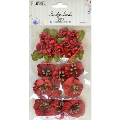 49 And Market Garden Seed Flowers .75