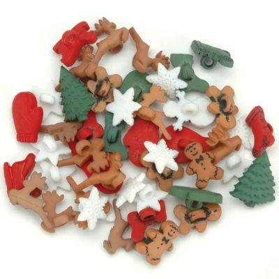 Dress It Up Holiday Embellishments Christmas Miniatures - DIUHLDAY-1168