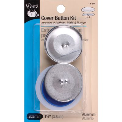 Dritz Cover Button Kits Size 60 1 1/2