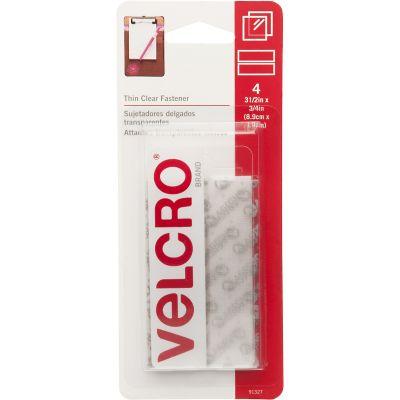 Velcro(R) Brand Thin Fasteners Tape .75
