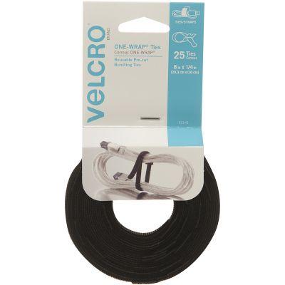 VELCRO(R) Brand ONE-WRAP(R) .25