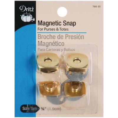 Dritz Magnetic Snaps 3/4