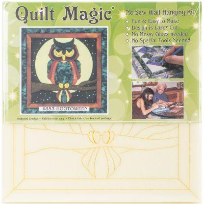 Hootoween Quilt Magic Kit Hootoween - QM853