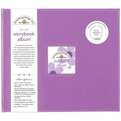 Doodlebug Storybook Album 12