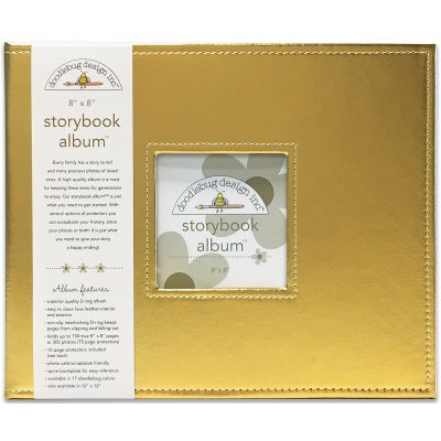 Doodlebug Storybook Album 8