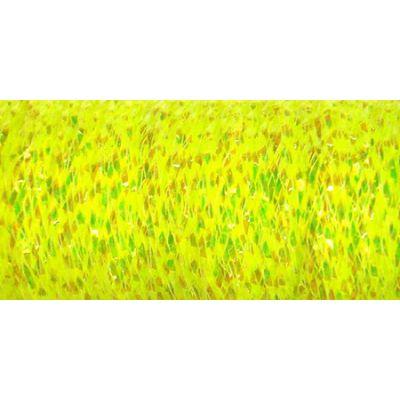Kreinik Fine Metallic Braid #8 11Yd Lemon Grass - F-9132