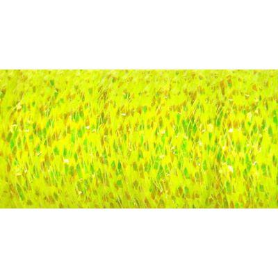 Kreinik Metallic Tapestry Braid #12 11Yd Lemon Grass - T-9132