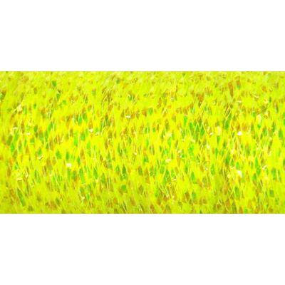 Kreinik Medium Metallic Braid #16 11Yd Lemon Grass - M-9132