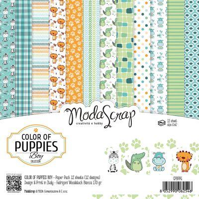Elizabeth Craft Modascrap Paper Pack 6